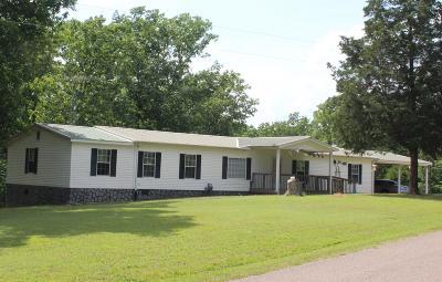 Camden Single Family Home For Sale: 459 Birdsong Cir N