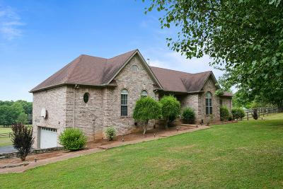 Columbia Single Family Home For Sale: 1018 Rip Steele Rd