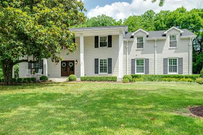 Brentwood  Single Family Home For Sale: 5212 Williamsburg Rd