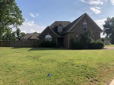 Lebanon Single Family Home Active Under Contract: 803 Legends Crest Dr