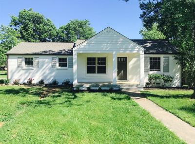 Madison Single Family Home Active Under Contract: 801 River Pass