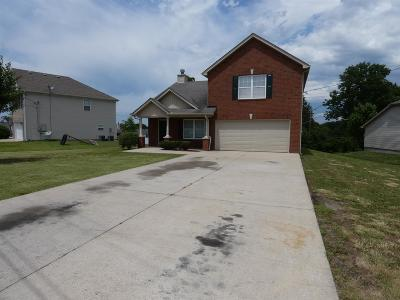 La Vergne Single Family Home For Sale: 181 Lyndhurst