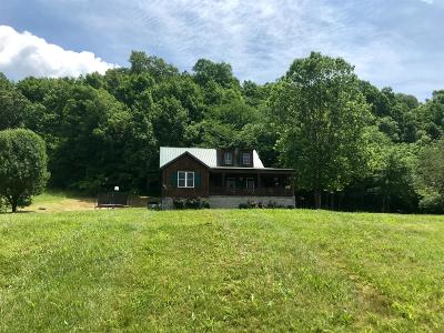 Lawrenceburg Single Family Home For Sale: 474 Long Branch Rd