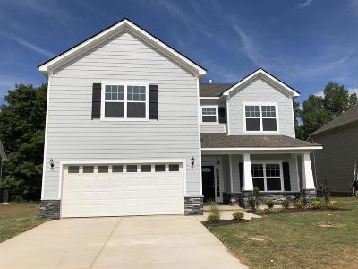 Fairview Single Family Home For Sale: 1043 Brayden Drive Lot 31