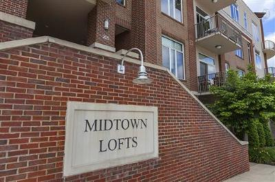 Midtown Flats, Midtown Lofts Condo/Townhouse For Sale: 205 31st Ave N Apt 102 #102