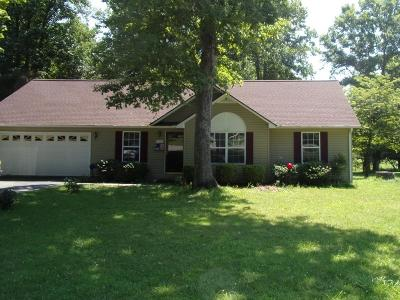 Cookeville Single Family Home Active Under Contract: 3733 Shady Oak Cir