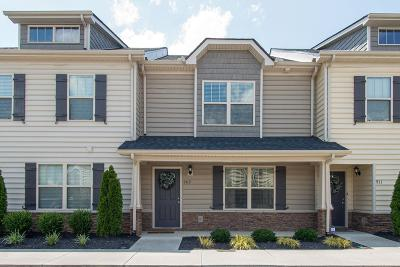 Murfreesboro Condo/Townhouse For Sale: 909 Gamely Way