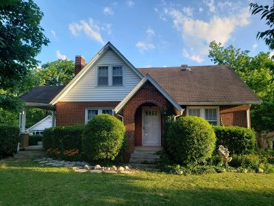 Single Family Home For Sale: 2508 Epperson Springs Rd