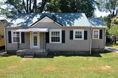 Franklin County Single Family Home Active Under Contract: 211 W Petty Ln