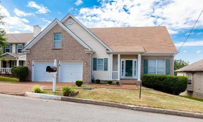 Nashville Single Family Home Active Under Contract: 4824 Enoch Dr