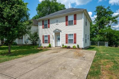 Murfreesboro Single Family Home Active Under Contract: 3345 Mullins Ct