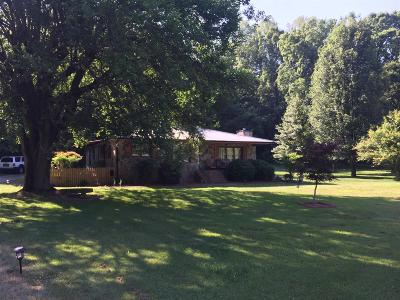 Franklin County Single Family Home For Sale: 12147 Sewanee Hwy