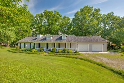 Franklin County Single Family Home For Sale: 25 Cove Lake Cir