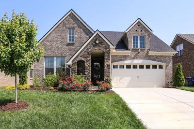 Goodlettsville Single Family Home Active Under Contract: 672 Fall Creek Cir