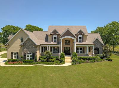 Gallatin Single Family Home For Sale: 835 Douglas Bend Rd