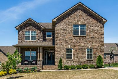 Spring Hill Single Family Home Active Under Contract: 5006 Moretto Ct