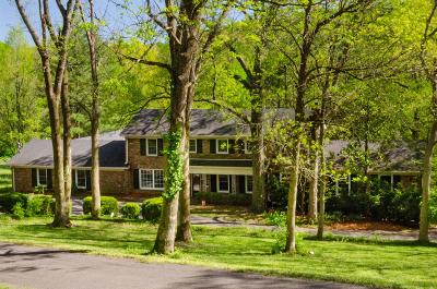 Brentwood  Single Family Home For Sale: 608 Forest Park Dr