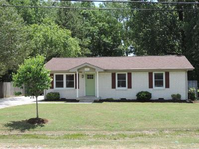 Greenbrier Single Family Home Active Under Contract: 105 Billy Robb St