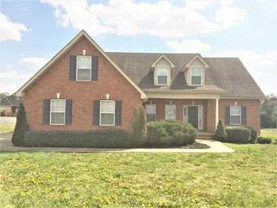 Rutherford County Rental For Rent: 636 Osborne Ln