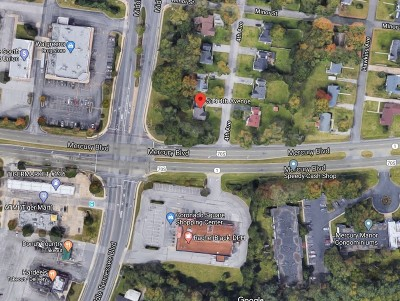 Murfreesboro Commercial For Sale: 514 4th Ave