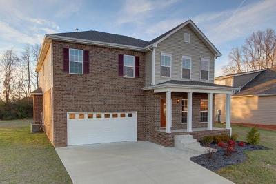 Clarksville Rental For Rent: 388 Abeline Drive