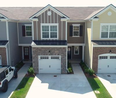 Spring Hill Condo/Townhouse For Sale: 205 Dursley Ln