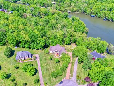 Gallatin Single Family Home Active Under Contract: 161 Hidden Cove Ct