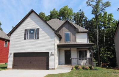 Clarksville Single Family Home For Sale: 250 Autumn Creek