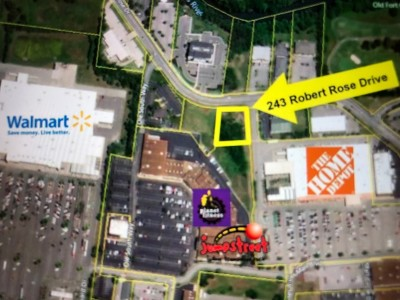 Murfreesboro Commercial For Sale: 243 Robert Rose Dr