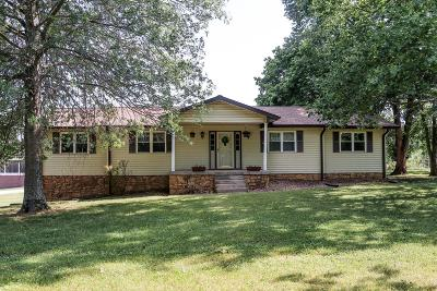Mount Juliet Single Family Home For Sale: 8236 Hickory Ridge Rd