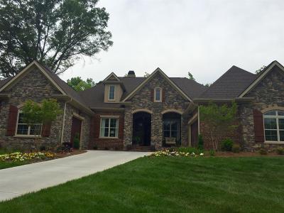 Gallatin Single Family Home For Sale: 1218 Potter Lane