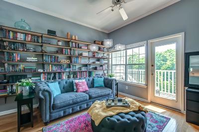 Nashville Condo/Townhouse For Sale: 2025 Woodmont Blvd Unit 118 #118