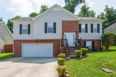Clarksville TN Single Family Home For Sale: $185,000