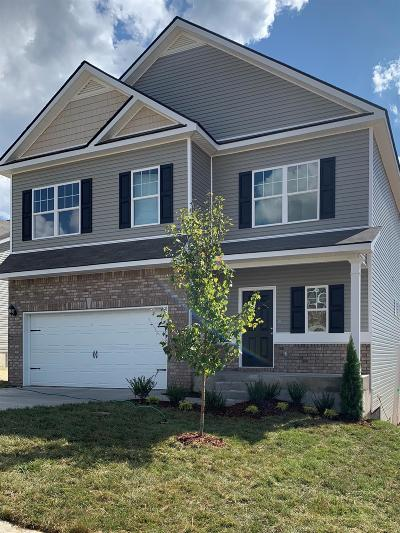 Columbia  Single Family Home For Sale: 320 Timewinder Way (Lot 320)