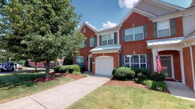Brentwood Condo/Townhouse Active Under Contract: 421 Old Towne Dr