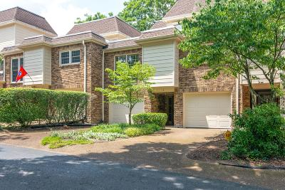 Green Hills Condo/Townhouse Active Under Contract: 401 Bowling Ave Unit 6