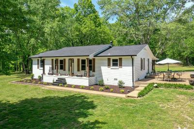 Spring Hill Single Family Home Active Under Contract: 2361 Joe Brown Rd
