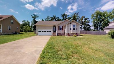 Oak Grove Single Family Home Active Under Contract: 11248 Bell Station Rd