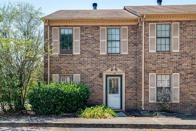 Madison Single Family Home Active Under Contract: 119 Coventry Woods Dr