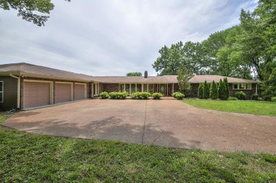 Mount Juliet Single Family Home Active Under Contract: 1024 Benton Harbor Blvd