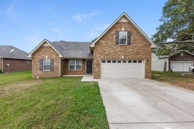 Rutherford County Rental For Rent: 1022 Vince Ct