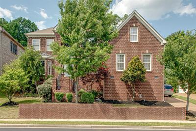 Nashville Single Family Home Active Under Contract: 6741 Christiansted Lane