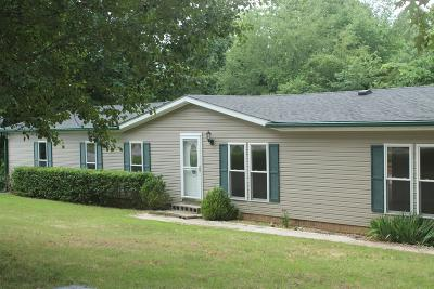 Nunnelly Single Family Home Active Under Contract: 11512 Aaron Ln