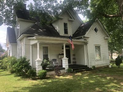 Lawrenceburg Single Family Home Active Under Contract: 409 Lawrence St W