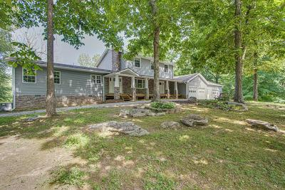 Lebanon Single Family Home Active Under Contract: 445 Flippin Rd