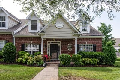 Franklin  Single Family Home For Sale: 1515 Decatur Cir
