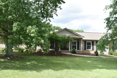 Brentwood  Single Family Home Active Under Contract: 8114 Hilldale Dr