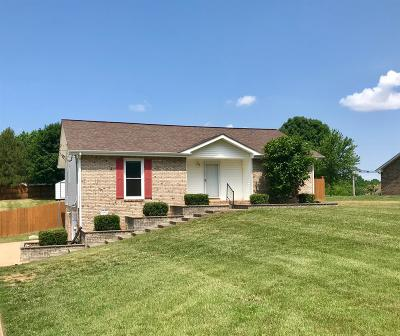 Clarksville Single Family Home For Sale: 728 N Woodson