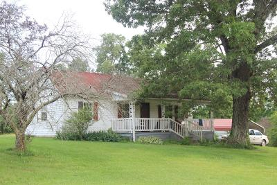 Dover Single Family Home For Sale: 138 Wynns Ferry Rd W