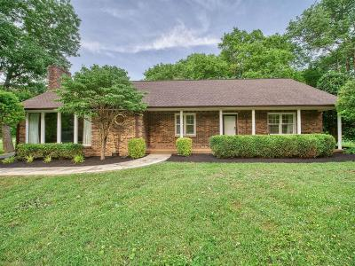 Hermitage Single Family Home For Sale: 6115 N New Hope Rd